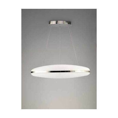 Lámpara de techo futurista led Oakley