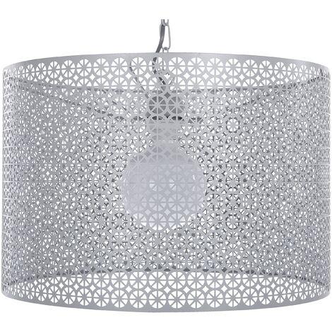 Lámpara de techo gris MEZEN