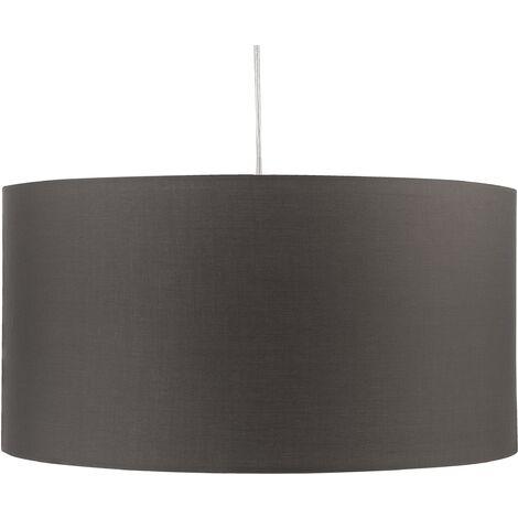 Lámpara de techo gris pardo ELBE