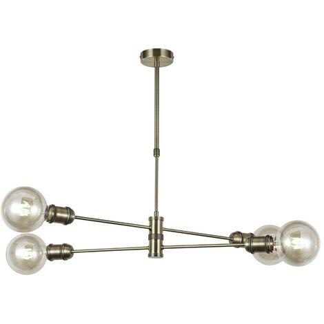 Lámpara de techo Horizon (4 luces)
