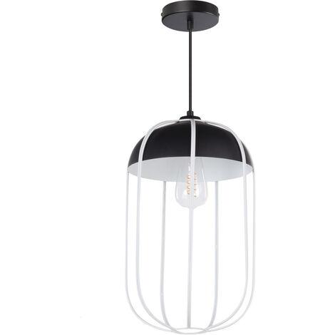 Lámpara de Techo Jeihl SKLUM Acero Negro - Negro