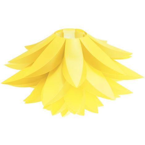 Lámpara de techo Lámpara colgante Lámpara colgante Dormitorio Techo DIY Lotus