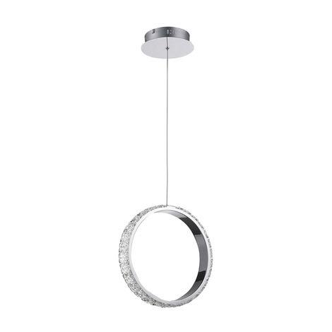 Lámpara de Techo LED 18W Ring con Mando a Distancia 3000+4000+6000 | IluminaShop