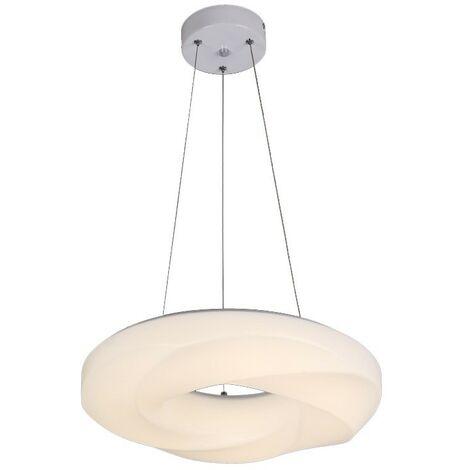 Lámpara de techo LED 30W 3 TEMPERATURAS IGLU CRISTALRECORD 99-492-30-100