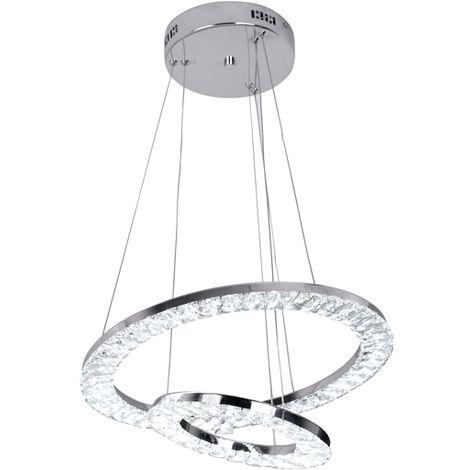 Lámpara de Techo LED 68W Dock con Mando a Distancia 3000+4000+6000 | IluminaShop