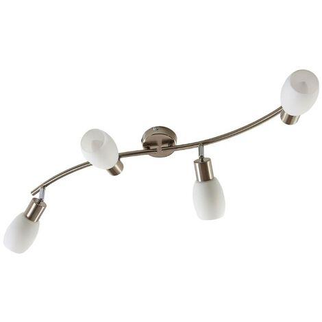 Lámpara de techo LED Arda de 4 luces, easydim