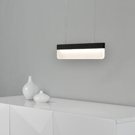 Lámpara de techo LED - bombilla incluida - cromo/plata (6W-400lm) blanco neutro