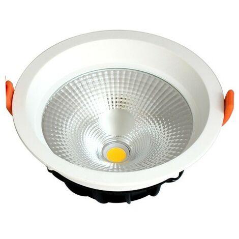 Lámpara de techo LED COB Downlight de 20W