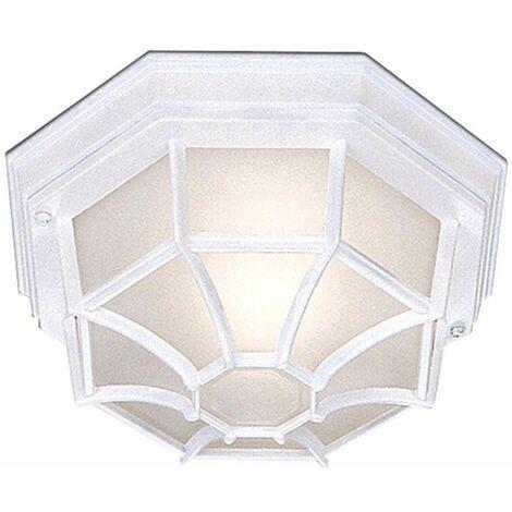 Lámpara de techo LED de estilo antiguo iluminación de sala de estar lámpara de foco de vidrio redonda Globo 40424
