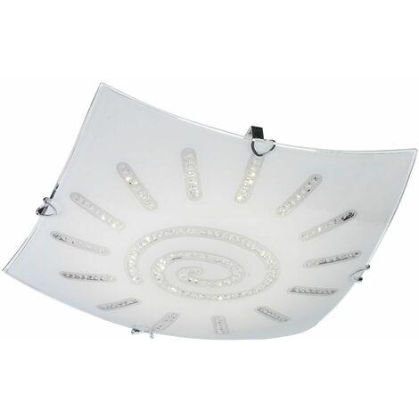 Lámpara de techo LED de lujo lámpara de cristal de la sala de huéspedes del sueño cristal Honsel lights 22401