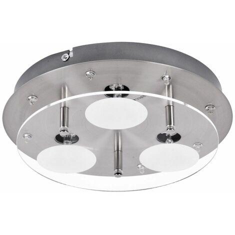 Lámpara de techo LED decorativa lámpara de iluminación del hogar cromo brillante G93832 / 13