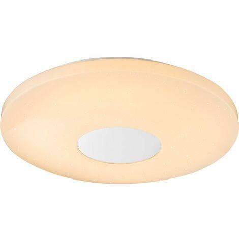 Lámpara de techo LED habitación para dormir efecto estrellas lámpara luz del día CONTROL REMOTO Globo 41336-24