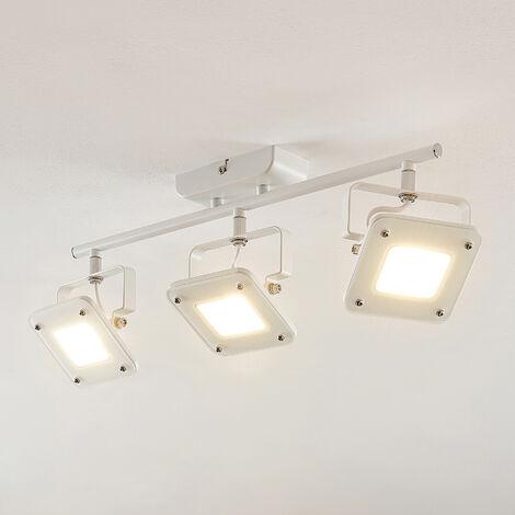 Lámpara de techo LED Juliana, atenuable, 3 focos
