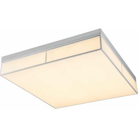 Lámpara de techo LED luz regulable iluminación metal Globo Ahaggar