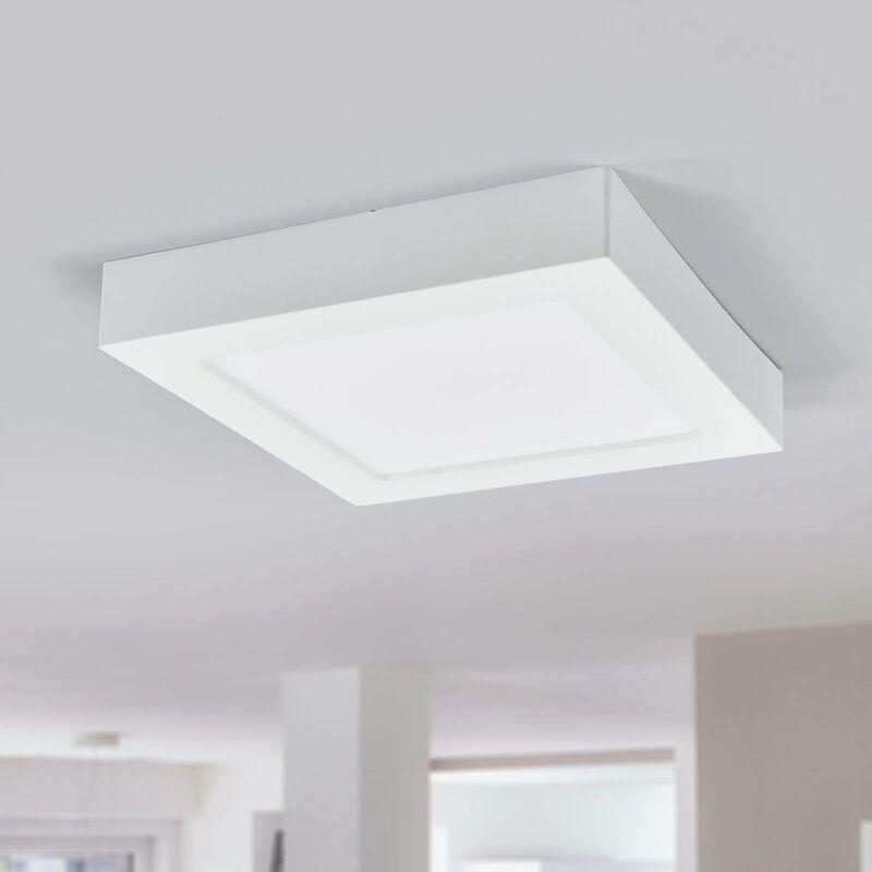 Lámpara de LED gran de techo luminosidad Marlo sQdthrxC