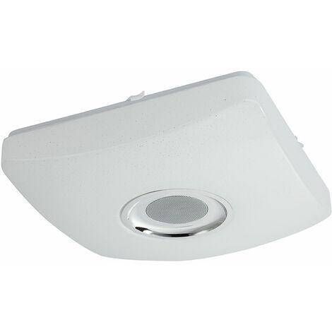 Lámpara de techo LED RGB Regulador CCT Dimmer Lámpara de control remoto Estrellas Efecto Globo 41349-18