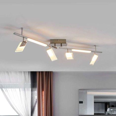 Lámpara de techo LED Teda de gran intensidad