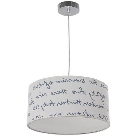 Lámpara de techo Letters