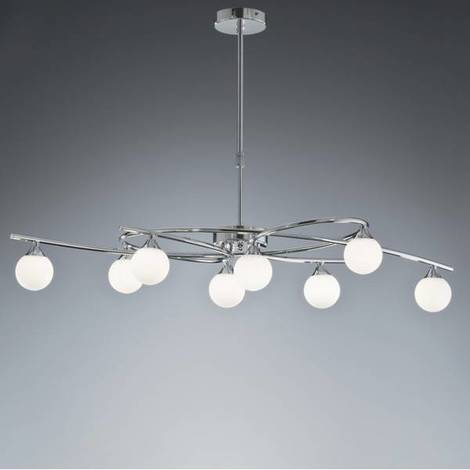 Lámpara de techo Lotto (8 luces)