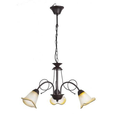Lámpara de techo Marsella (3 luces)