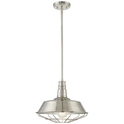 Lámpara de techo Minuet II Niquel