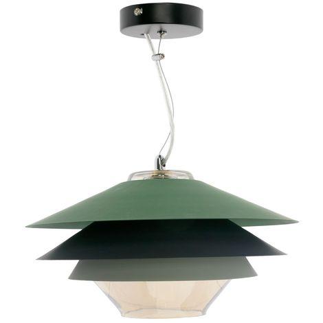 Lámpara de Techo Moderna Pier Verde