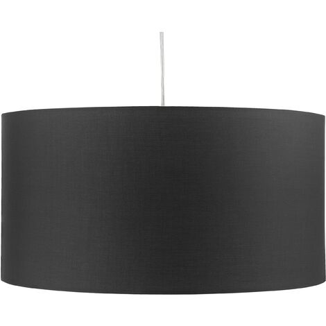 Lámpara de techo negra ELBE