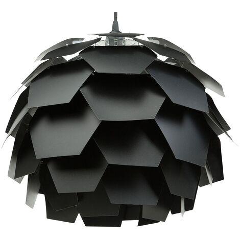 Lámpara de techo negra pequeña SEGRE