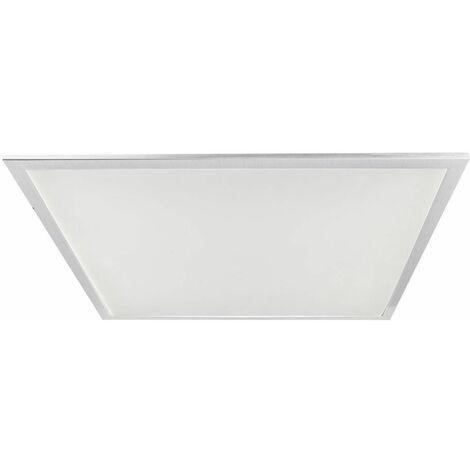 lámpara de techo Panel LED 38W luz Downlight 4000K rejilla cuadrada Globo 41813