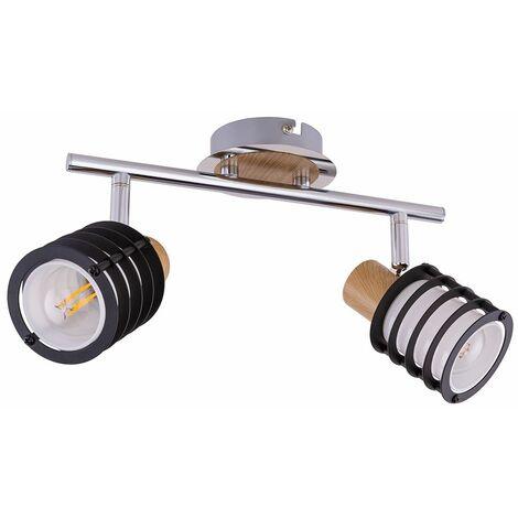 Lámpara de techo para comedor, lámpara de vidrio, aplicación ajustable, control de teléfono móvil, incluye lámparas LED RGB