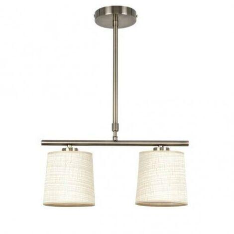 Lámpara de techo Poema (2 luces)