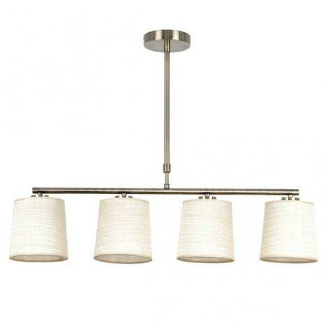 Lámpara de techo Poema (4 luces)