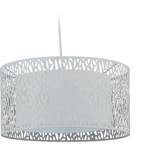 Lámpara de techo, Salón, Comedor & Dormitorio, Pantalla redondo, Moderno, 120x40 cm, E27