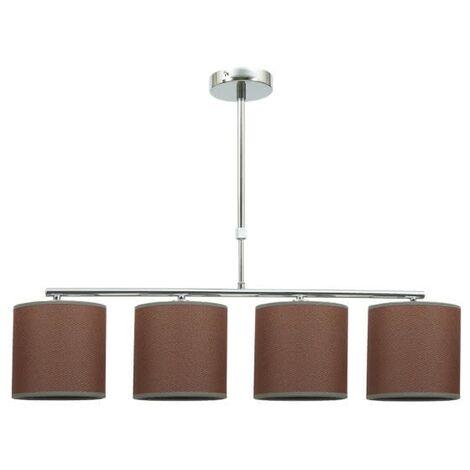 Lampara de techo Senderos (4 luces)
