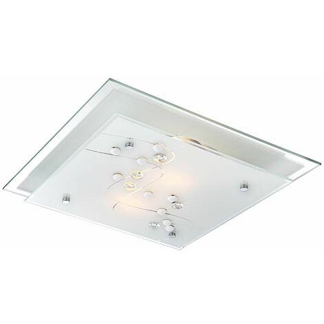 Lámpara de techo techo iluminación de la lámpara de iluminación de la lámpara de techo del accesorio ligero Globo Ballerina 48092-2