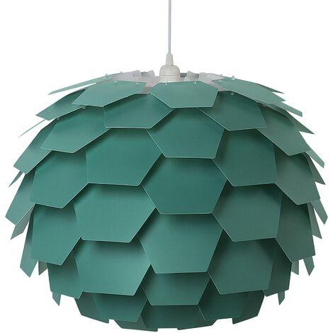 Lámpara de techo verde grande SEGRE