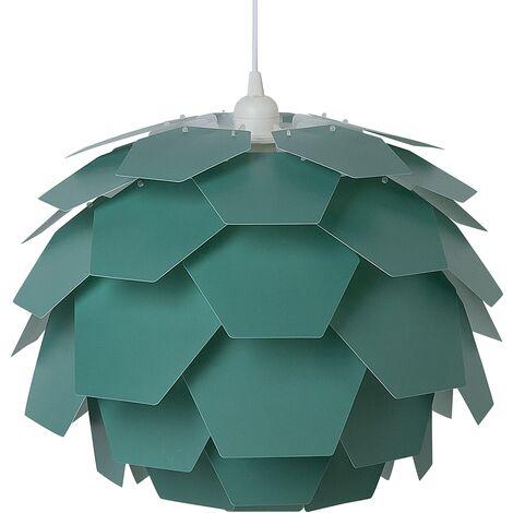 Lámpara de techo verde pequeña SEGRE