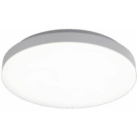 Lámpara de techo y pared LED de 10 vatios lámpara metal 730lm 3000K acrílico redondo TRIO 627111087