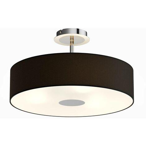 Lámpara de techoGabriella de color negro