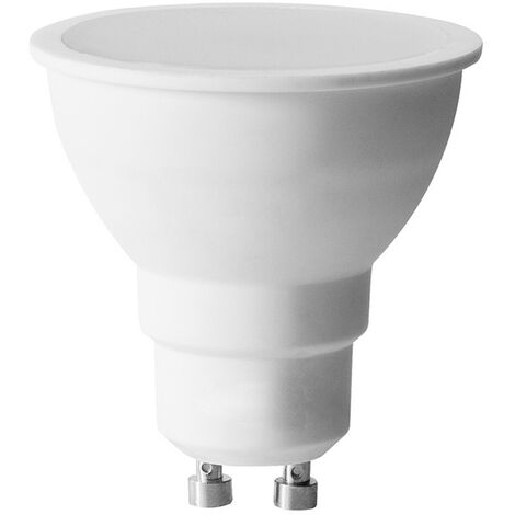 Lámpara de Wiva LED GU10 6W 6000K luz blanca de 120 grados 12100267