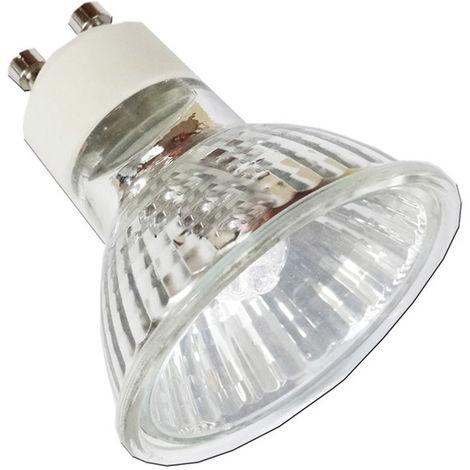 Lámpara dicroica GU10 50W. 220v.