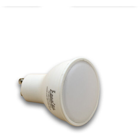 LAMPARA DICROICA LED ECO GU10 7W 120º 230V (4000K)