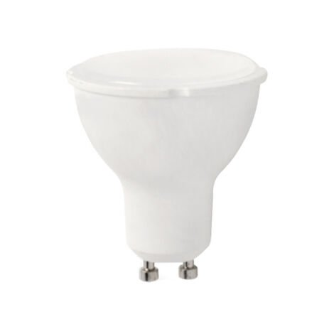 Lámpara dicroica Led GU10 10W 3000°K 680Lm 120° (Spectrum WOJ13184)