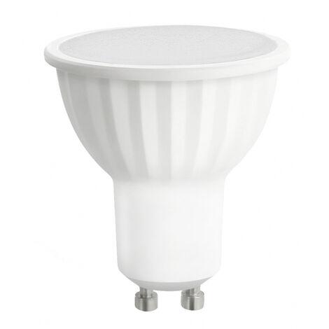 Lámpara dicroica Led GU10 10W 6000°K 730Lm 120° (Spectrum WOJ13257)