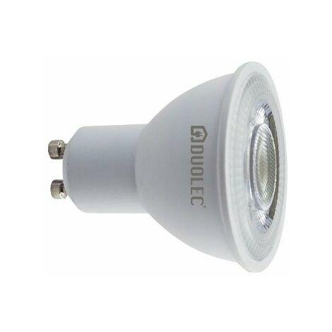 LAMPARA DICROICA LED GU10 6,5W 6400K 43º