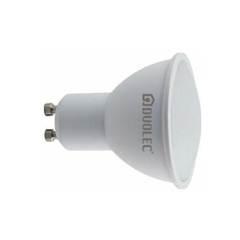 LAMPARA DICROICA LED GU10 6W 3000K 110º