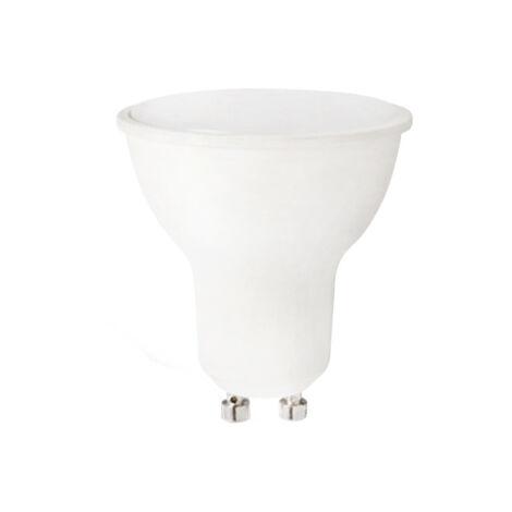 Lámpara dicroica Led GU10 6W 3000°K 450Lm 120° (Spectrum WOJ13265)