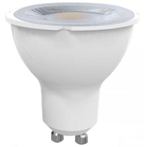 Lámpara dicroica Led GU10 9W 3000°K 50° (Duralamp 239324)