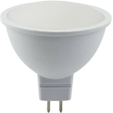 LAMPARA DICROICA LED MR16 6W 6400K 110º