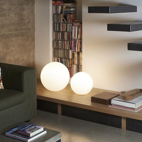 Lámpara diseño moderno Sphere exterior e interior Slide Globo In